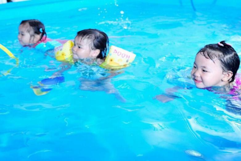 KiddieFun水育早教加盟