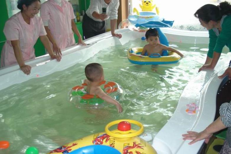 乐尔婴幼儿游泳馆加盟