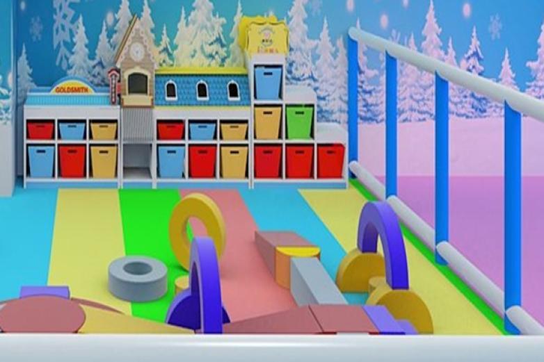 淘气堡儿童乐园加盟