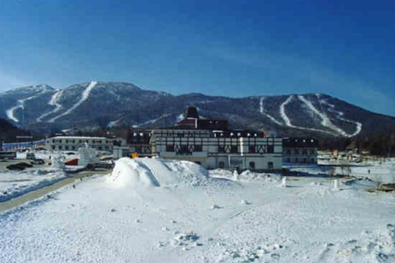亚布力滑雪场加盟