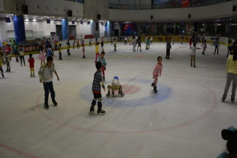 溜冰場加盟