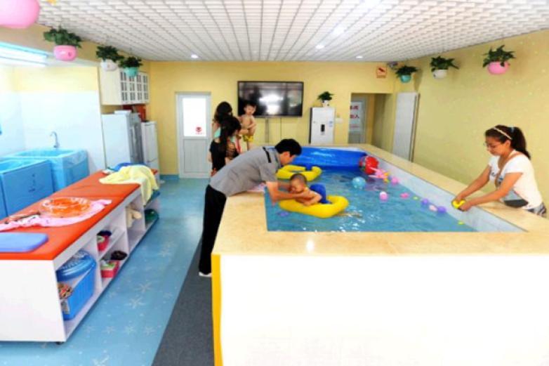 熙晗寶貝嬰兒游泳館加盟