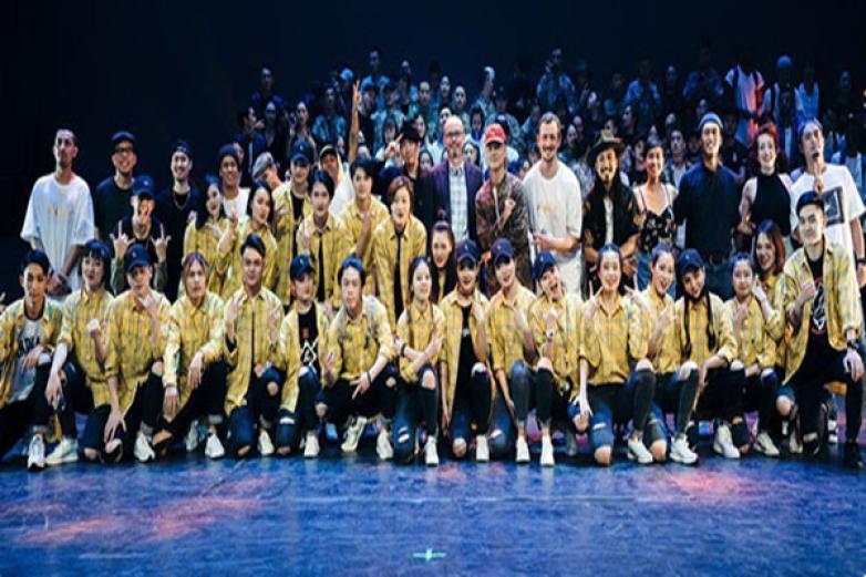歐吉舞蹈加盟