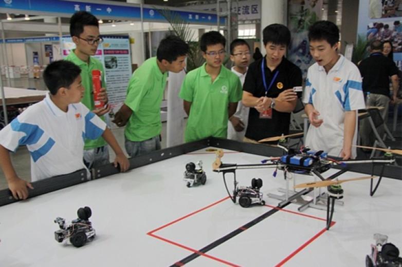 卡耐基梅隆大學機器人學院加盟