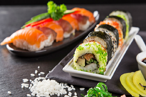 鲜目录寿司