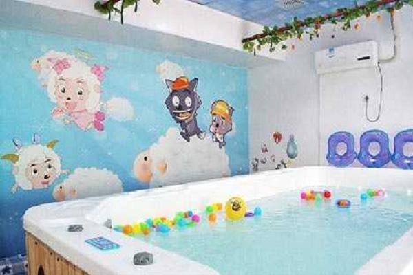 加盟婴儿游泳馆需要多少钱