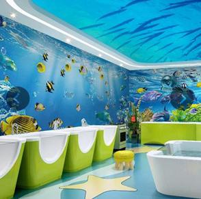 幼幼婴儿游泳馆