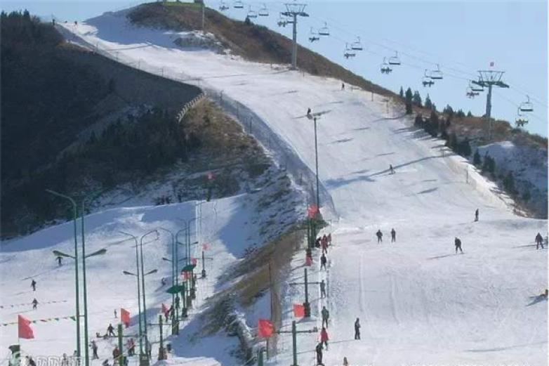 蓮花山滑雪場加盟