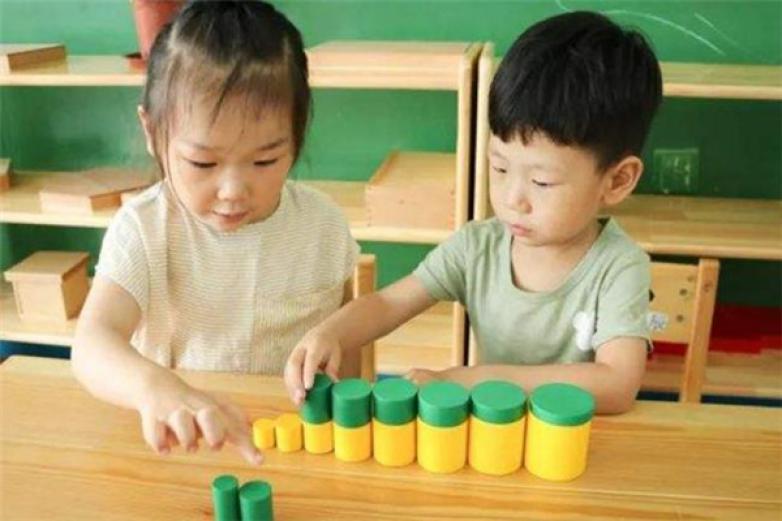蒙臺梭利教育加盟