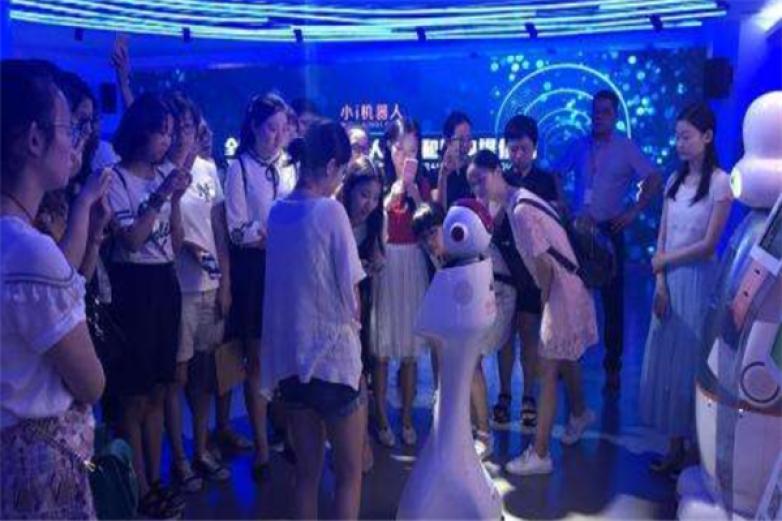 小i机器人加盟