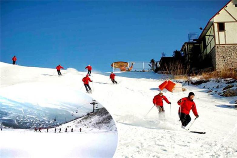 军都山滑雪场加盟