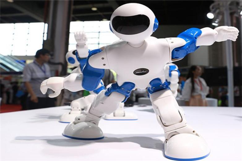 智伴機器人加盟