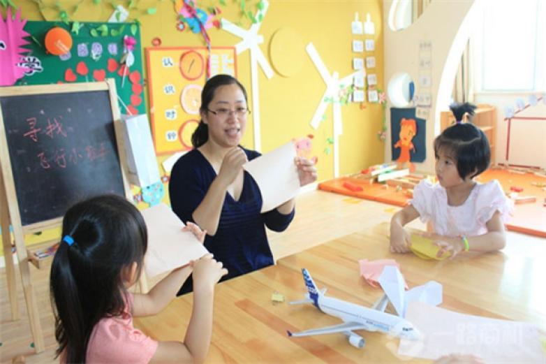艾德沃國際幼兒園加盟