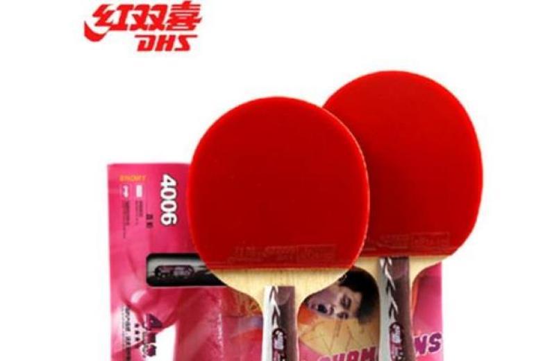 紅雙喜乒乓球拍加盟
