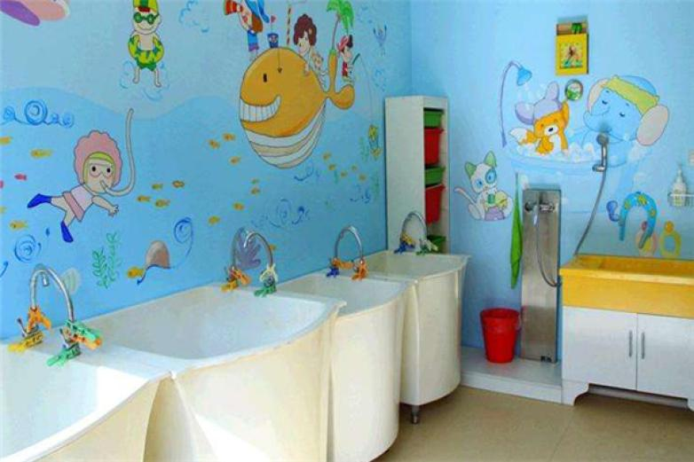 愛心寶貝嬰兒游泳館加盟