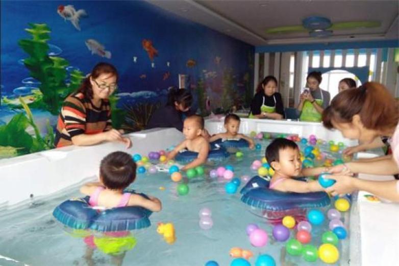 水手宝宝婴儿游泳馆加盟
