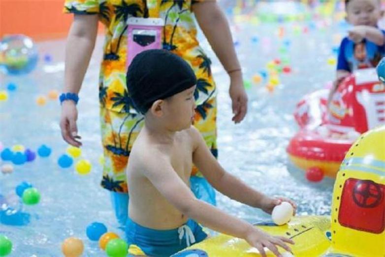 水手寶寶嬰兒游泳館加盟