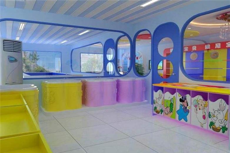 愛萌嬰兒游泳館加盟