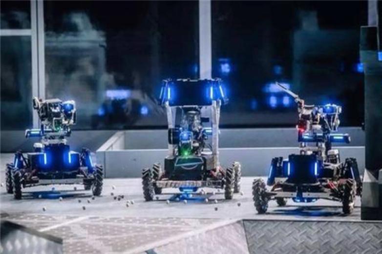 科乐机器人加盟
