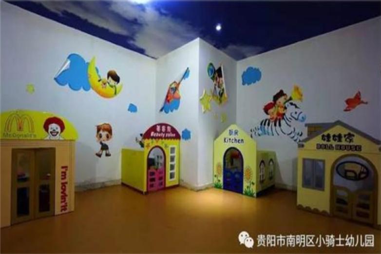 小骑士幼儿园加盟