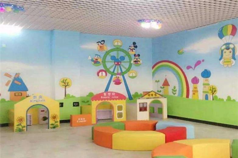 米奇高国际双语幼儿园加盟
