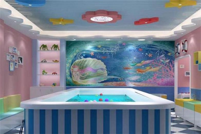 幼幼婴儿游泳馆中心加盟