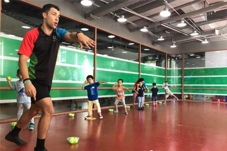 澳睿跑國際兒童訓練中心加盟