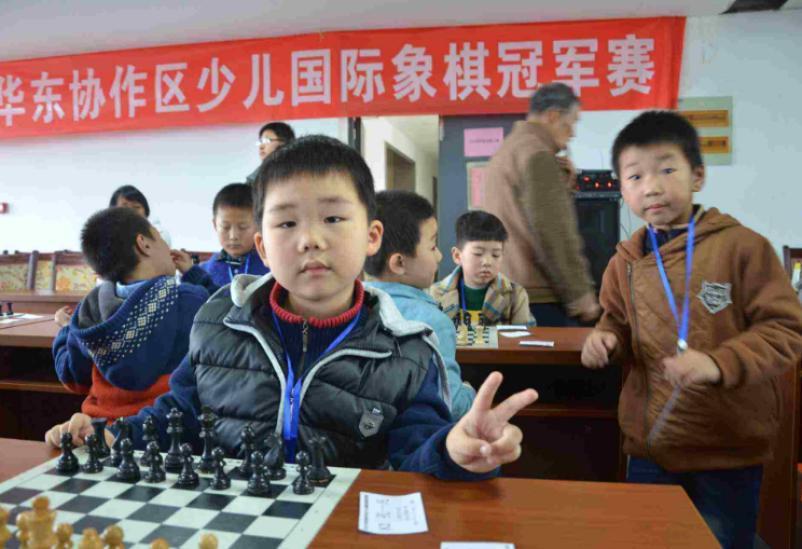 HI-CHESS國際象棋加盟