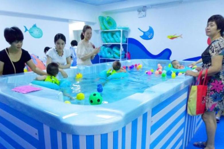 泳哇哇婴儿游泳馆加盟