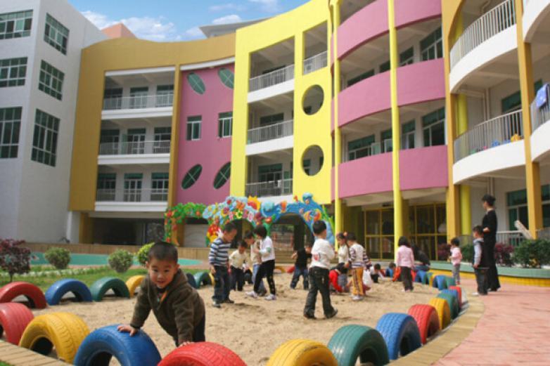 國際幼兒園加盟
