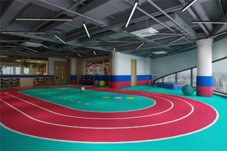 未来儿童运动馆加盟