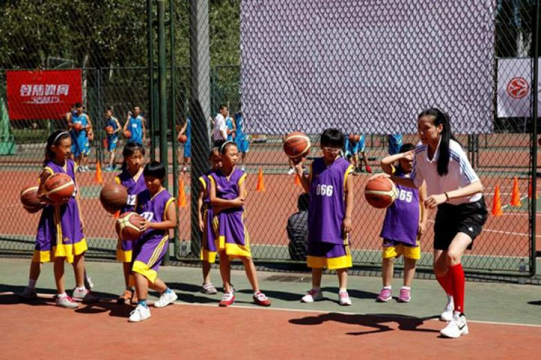 篮球训练营加盟
