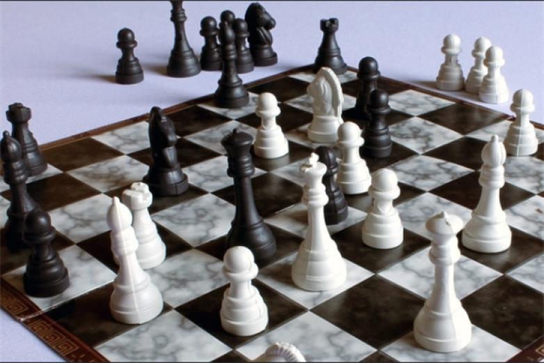 天星國際象棋加盟