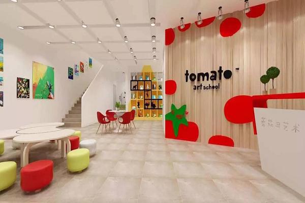 番茄田少兒美術加盟費多少錢