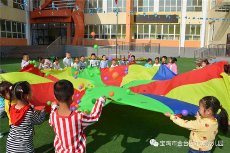 東城幼兒園加盟