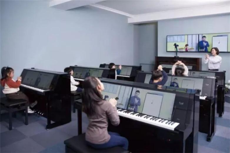 Find智慧鋼琴學院加盟