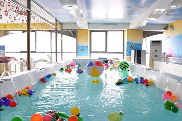 加盟嬰幼兒游泳店要多少錢