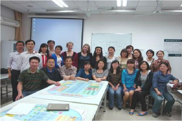 南大外语培训可以加盟