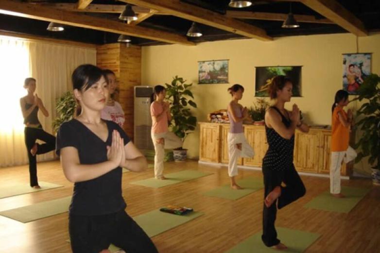 透明瑜伽加盟