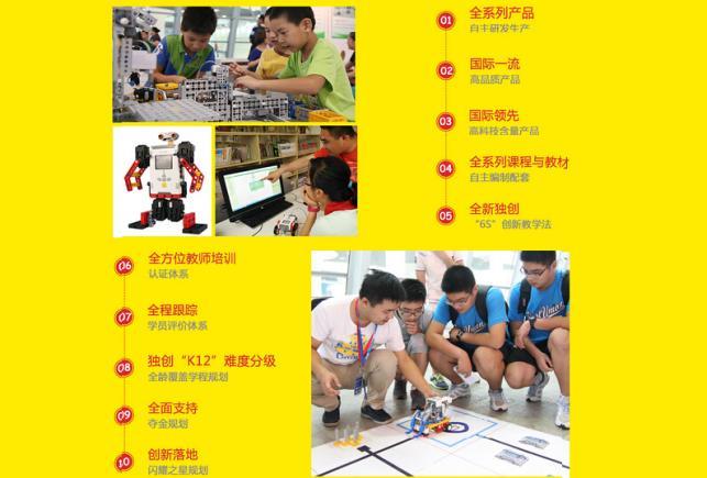 格物斯坦机器人教育加盟怎么样?格物斯坦机器人教育加盟多少钱?