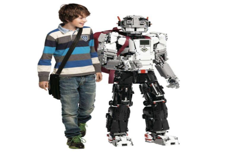 凡恩机器人加盟