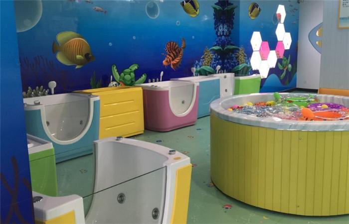 馬博士游泳館加盟費用多少?嬰兒游泳館加盟選它合適嗎?