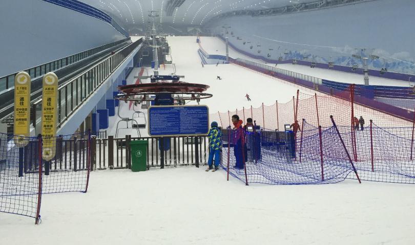 北极狐室内滑雪加盟