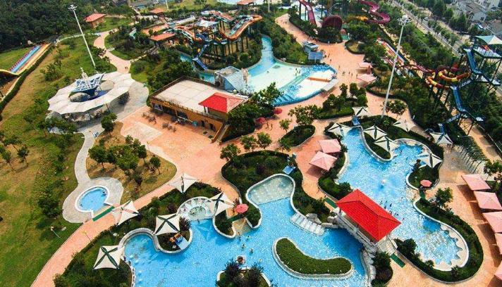 海浪水上樂園加盟費用多少?嬰兒游泳館加盟選它合適嗎?