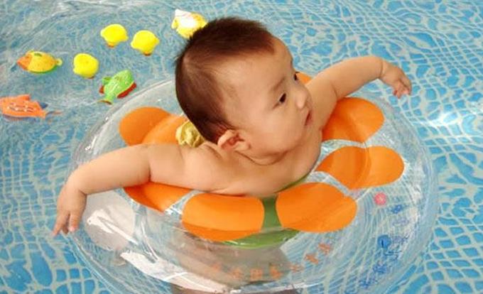 智恩宝贝婴儿游泳馆加盟费用多少?婴儿游泳馆加盟选它合适吗?