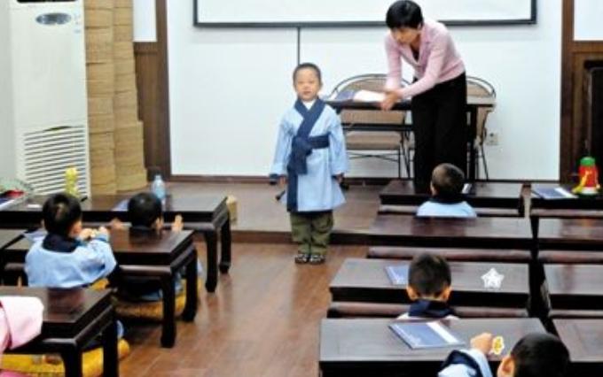 三千小童国学馆加盟费用多少?国学加盟选它合适吗?
