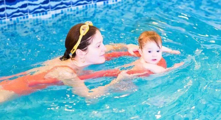倍亲婴幼儿游泳加盟