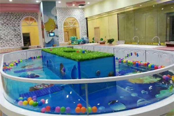 香港3861游泳馆加盟费用多少?婴儿游泳馆加盟选它合适吗?