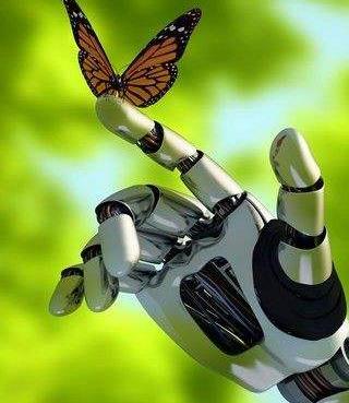 格迅特机器人