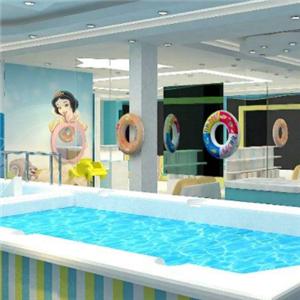 微宝之家婴儿游泳馆
